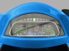Многофункциональная ЖК(LCD)-панель приборов