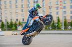 Стантрайдинг - шоу в Екатеринбурге
