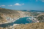 Квадро-путешествие в Крым