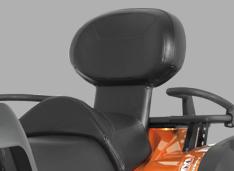 Комфортное двухуровневое сиденье