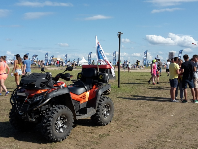 CFMOTO на Alfa Future People 2015