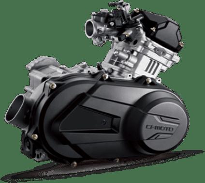 Преимущества CFORCE 400L EPS (X4 EPS)
