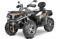 500 кубовый квадроцикл X5 H.O. EPS