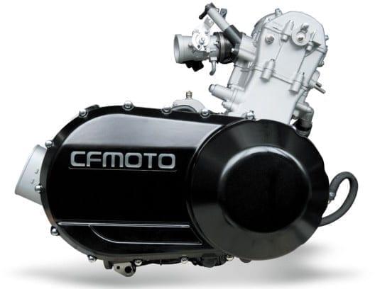 Преимущества CFMOTO X5 Classic