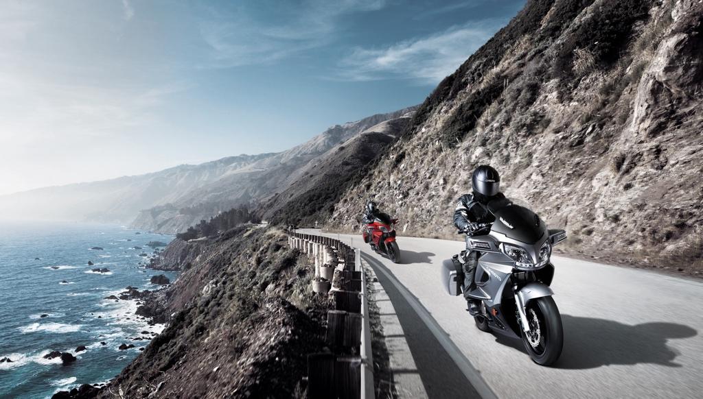 Путешествия на мотоциклах в группе
