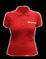 Рубашка-поло женская от CFMOTO Размеры: S-M-L цена 1200 руб.