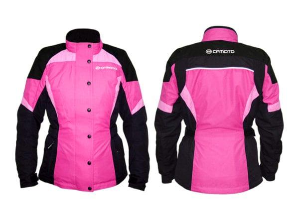 Куртка квадроциклетная утепленная женская CFMOTO FASH JACKET от CFMOTO Размеры: XS, S, M, L, XL. цена 6990 руб.