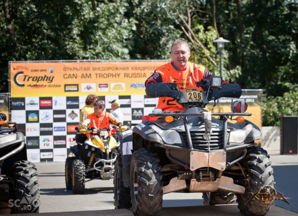 Can-Am Trophy Russia 2012. II этап
