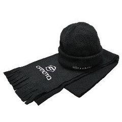Флисовый комплект шапка и шарф от CFMOTO