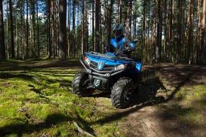 Квадроциклы CFMOTO X4 EPS