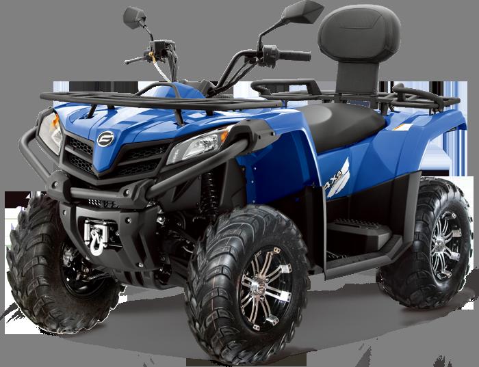 Квадроцикл CFMOTO X6 EFI