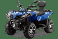 400 кубовый квадроцикл x4 EFI