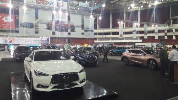 """CFMOTO на выставке """"Мир Автомобиля"""" в Санкт-Петербурге"""