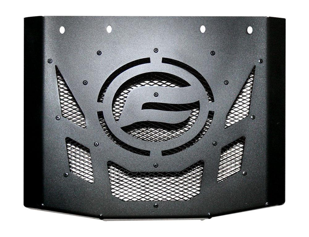 Вынос радиатора на X8 H.O. EPS
