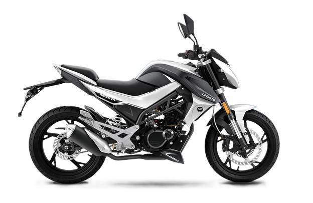 Мотоцикл для девушек CFMOTO 150 NK