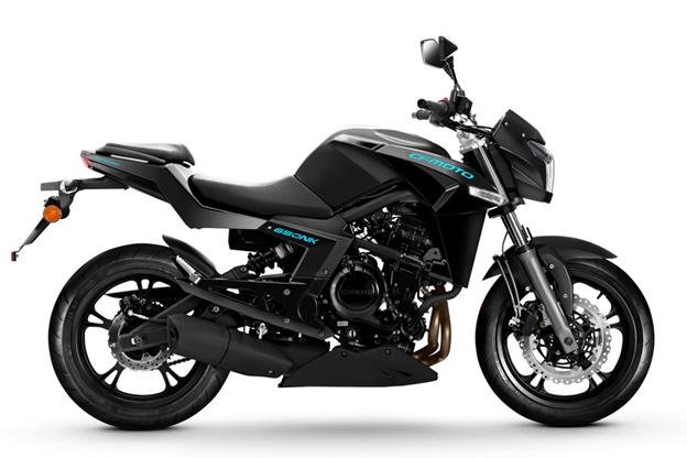 Городской мотоцикл CFMOTO 650 NK