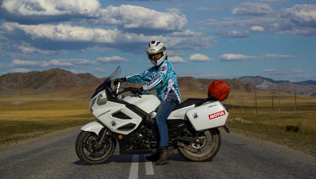 Мотоцикл для путешествий CFMOTO 650 ТK