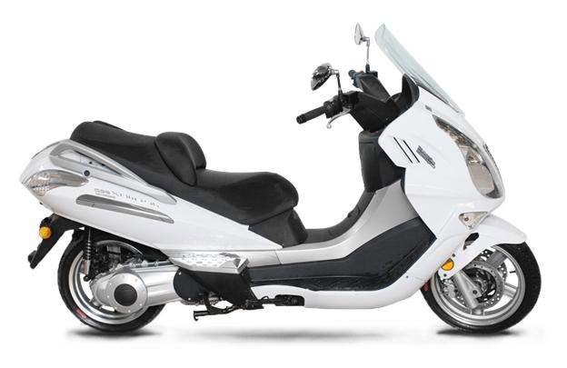 Городской скутер CFMOTO 250 JETMAX