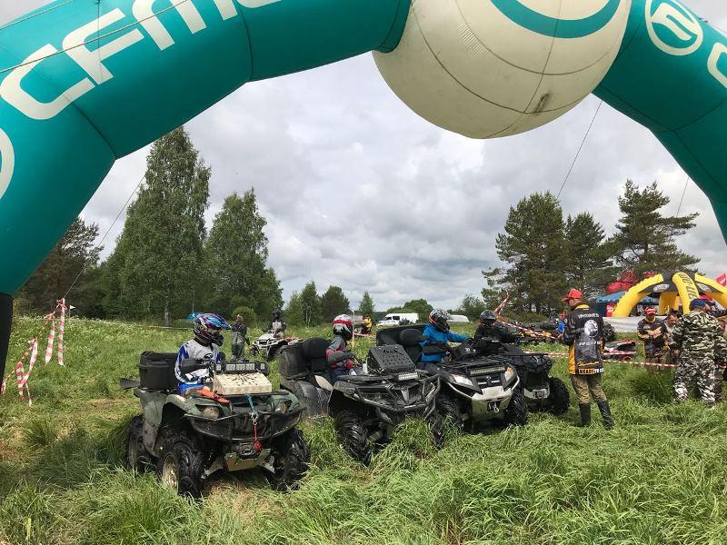 Семейный фестиваль Квадротьма-2018
