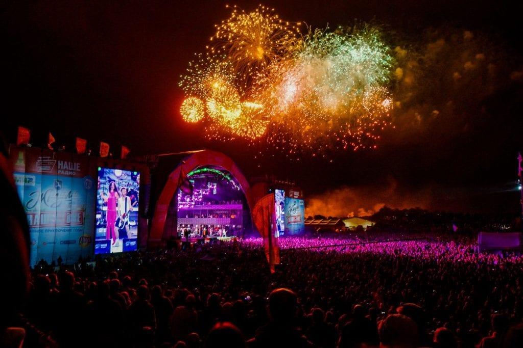 CFMOTO стал техническим партнером фестиваля «Нашествие»
