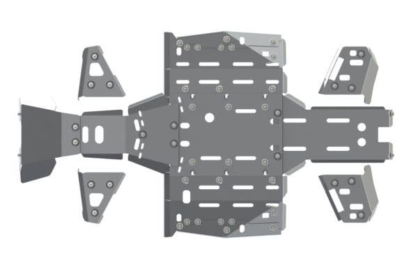 Комплект защиты днища для CFMOTO X5/X6