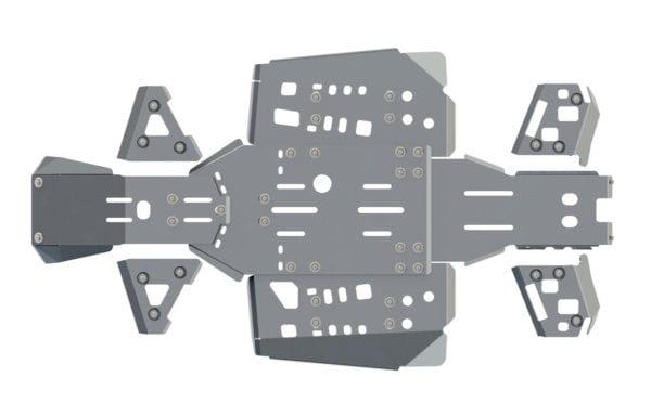 Комплект защиты днища для CFMOTO X4