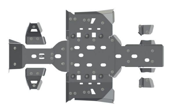 Комплект защиты днища для X8 H.O.