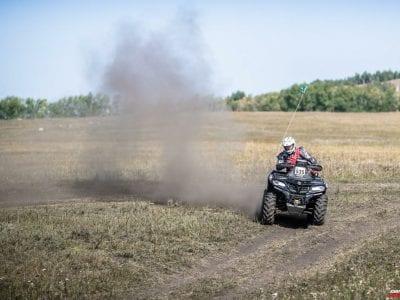 Cергей Исаев на CFMOTO X8 H.O. EPS занял призовое место на 3 этапе Can-Am X Race