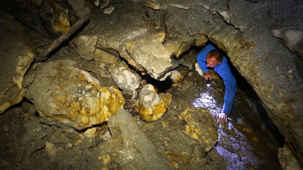 ВНЕ ЗОНЫ: Пещеры Самарской области