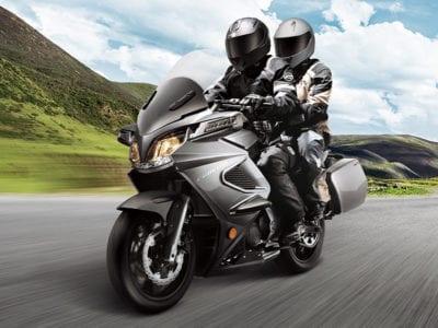 Туристические мотоциклы для путешествий