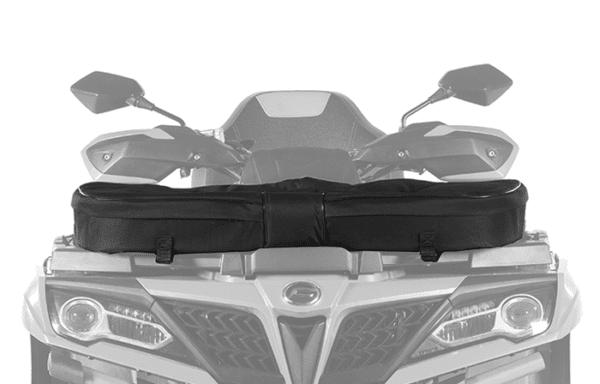 Кофр текстильный для ATV передний