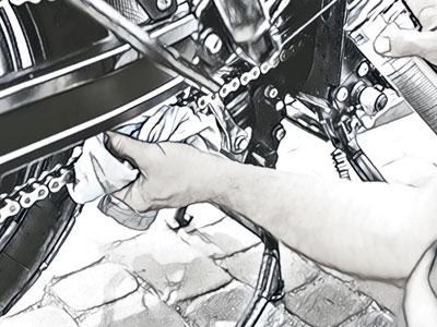 Как правильно хранить мотоцикл зимой?