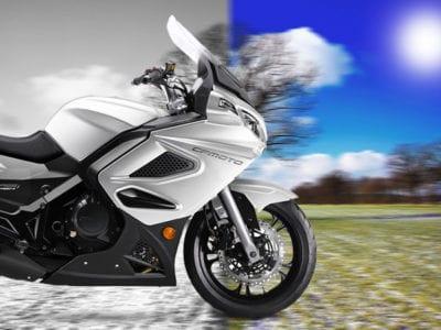Подготовка мотоцикла к сезону после зимы
