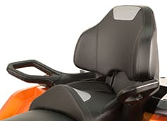 Разноуровневое сиденье CFMOTO X10 EPS