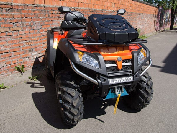 Езда на квадроцикле по грязи: подготовка и рекомендации
