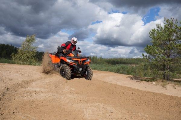 CFMOTO X10 EPS квадроцикл