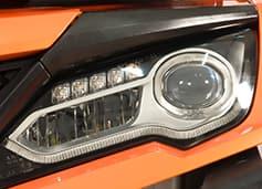 CFMOTO X10 EPS оптика