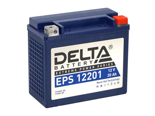 Аккумулятор Delta, GEL АКБ 18Ah