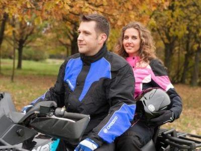 Экипируйся правильно для поездок  на квадроцикле и мотовездеходе
