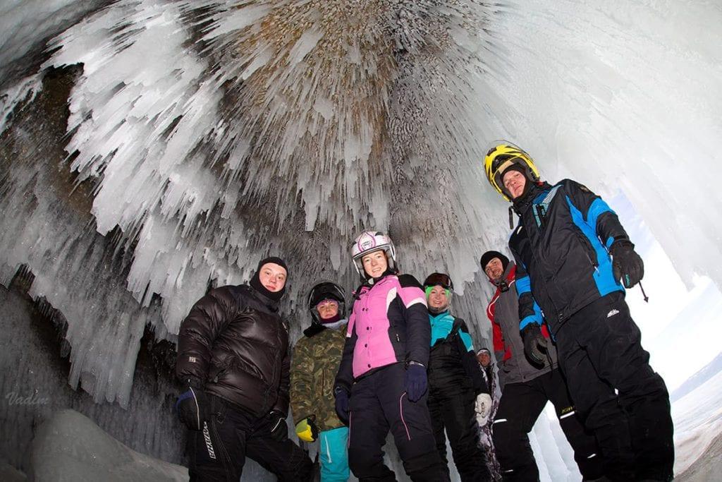"Экспедиция на квадроциклах. ""Лёд Байкала 2019"""