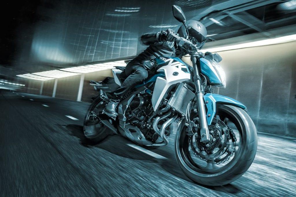 Мотоциклы CFMOTO с объемом двигателя 400 см³