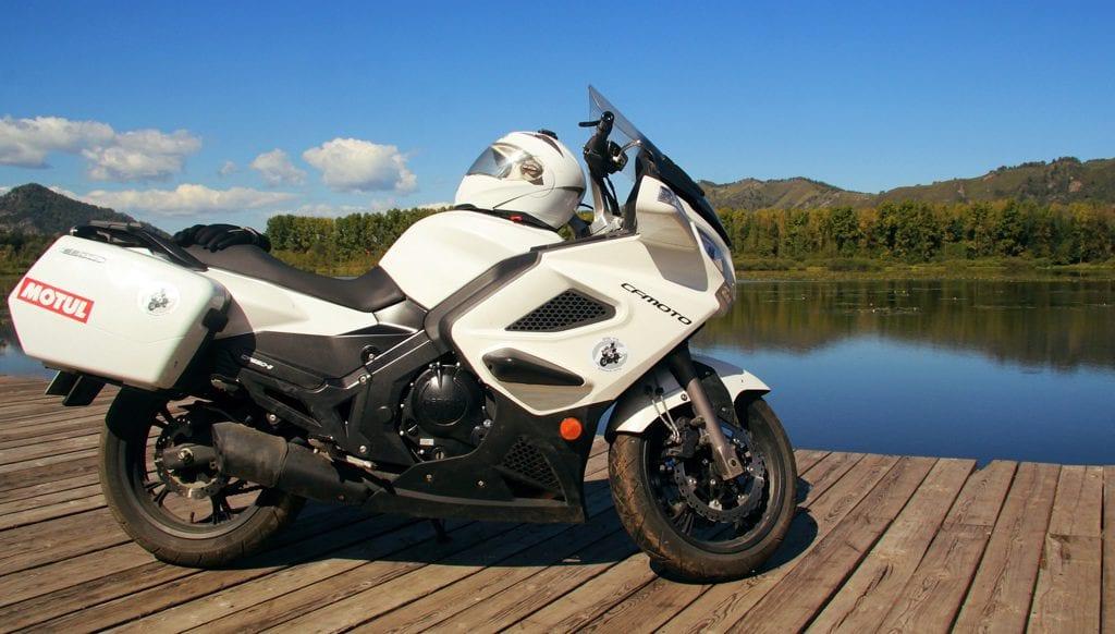 Мотоциклы CFMOTO с объемом двигателя 650 см³