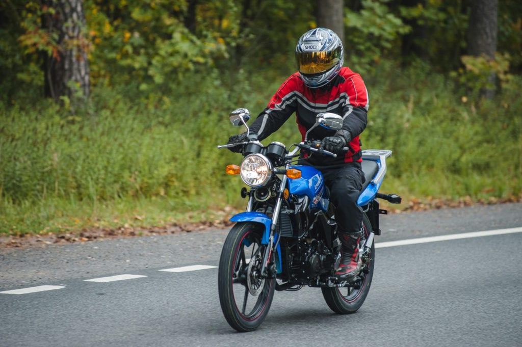 Мотоциклы CFMOTO с объемом двигателя 150 см³