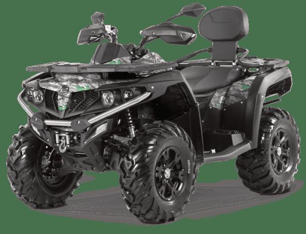 Квадроциклы для охоты и рыбалки
