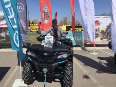 Открытие Мотосезона 2019 в Красноярске