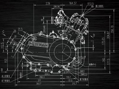 Устройство двигателя квадроцикла