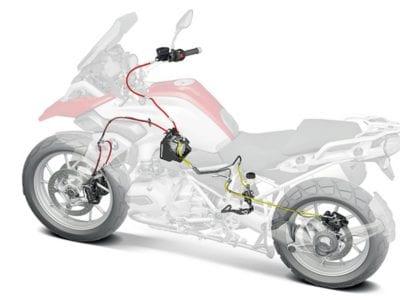 ABS для мотоцикла: как это работает и почему это важно