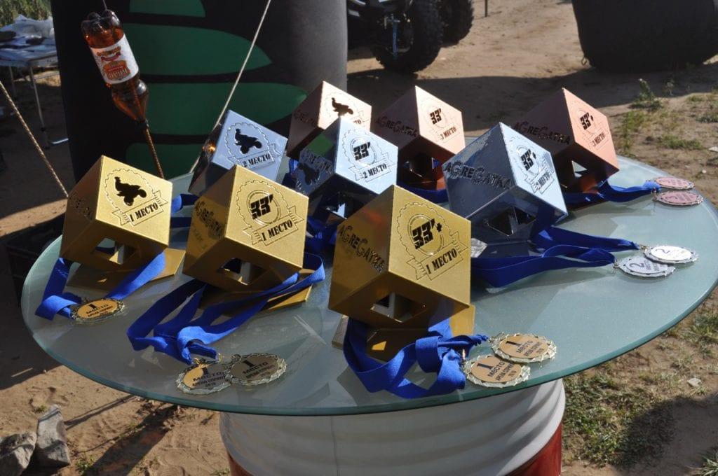 Квадро-гонки в рамках ARENALAND 2019