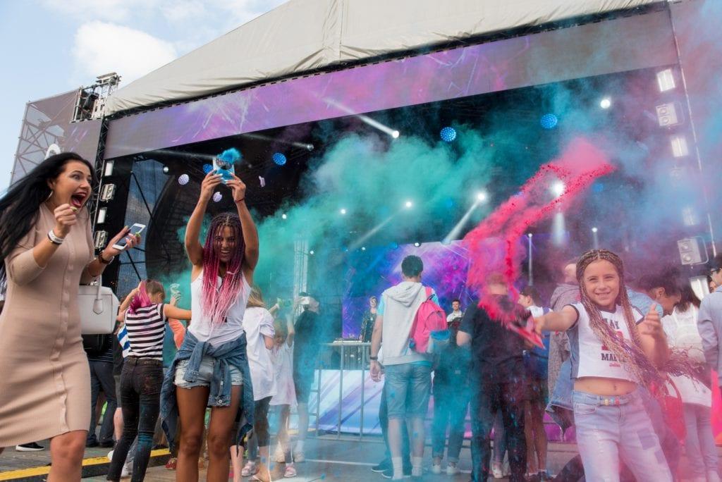 Технический центр Мотокам примет участие в фестивале «Arenaland»
