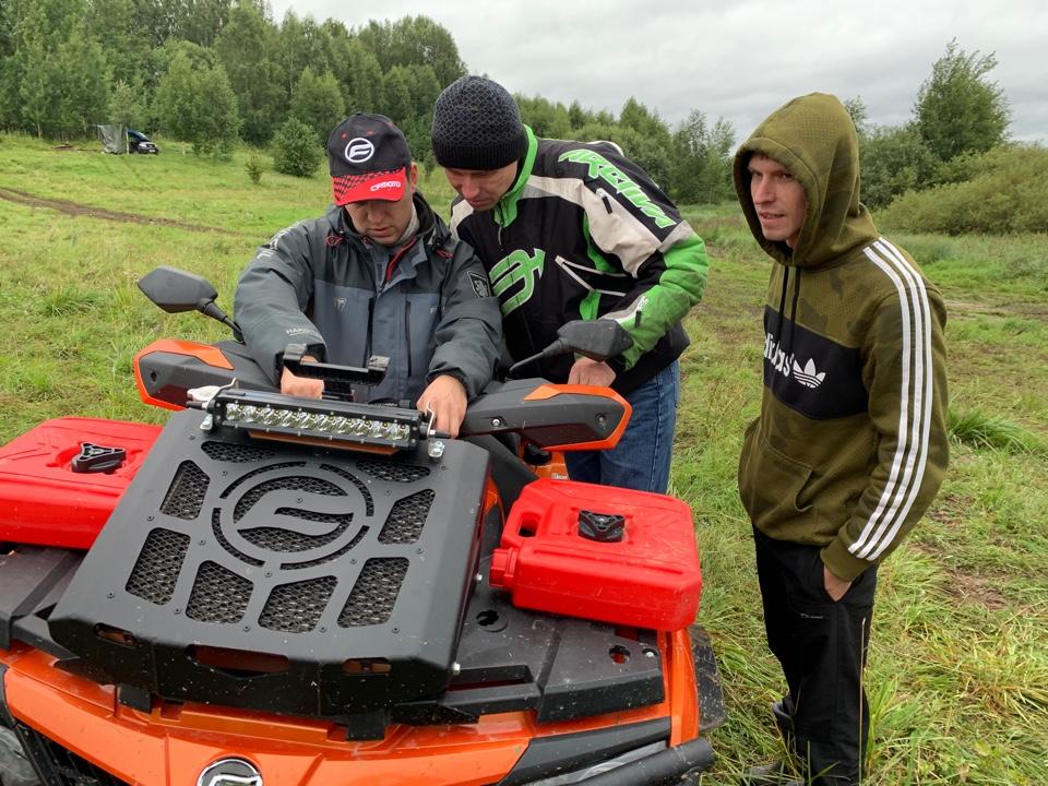 Медвежьи Тропы, Летний отрыв в Рыбинском районе